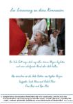 2. Foto Kommunion Kinderbibel Zusatzseite