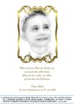 3. Kinderbibel mit Fotodruck und Fotorahmen