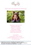 5. Kinderbibel mit Engel und Foto vom Kommunionkind zur Kommunion