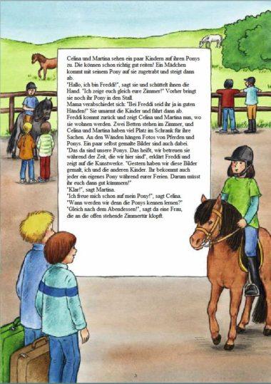 Ponybuch Seite 3