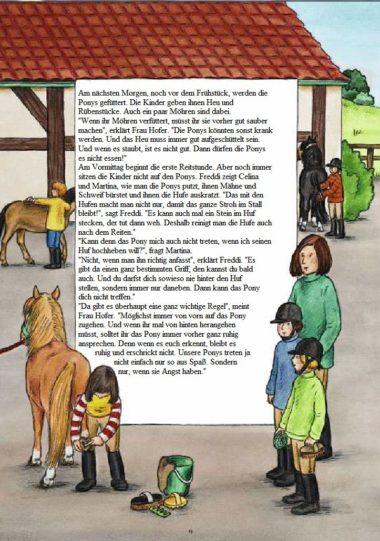 Ponybuch Seite 6