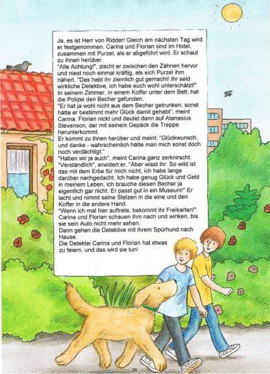 Dekektivbuch personalisiert Seite 20