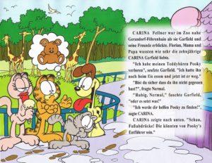 Buch Garfield Leseprobe