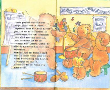 Leseprobe Einschulungsgeschenk Buch Die Schule