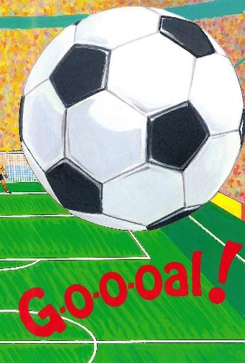 Fußballbuch Gooal