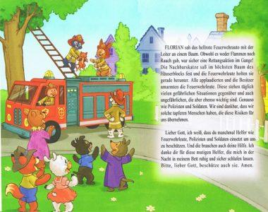 Leseprobe 2 Kindergebetsbuch personalisiert