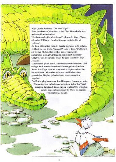 Leseprobe aus dem Gute Nacht Geschichten Buch