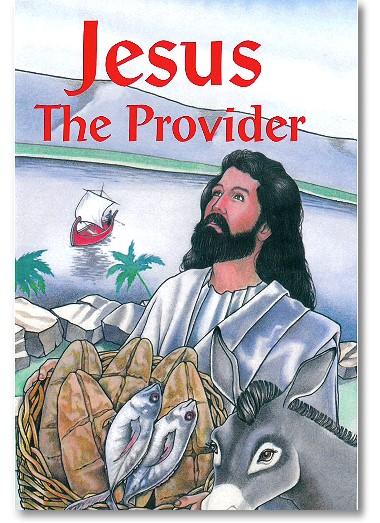 Jesus - personalisiertes religiöses Buch für Kinder