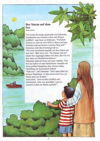 Leseprobe Taufbibel Seite 2