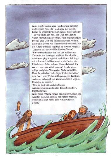 Leseprobe Taufbibel Seite 3
