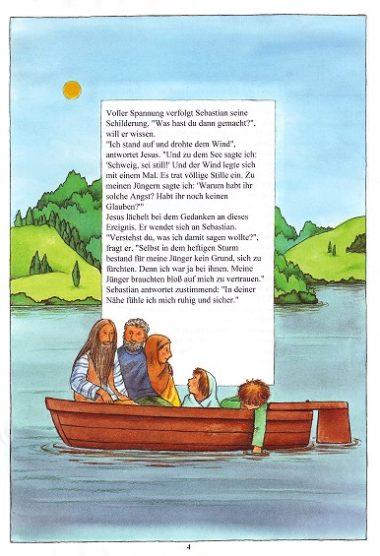 Leseprobe Taufbibel Seite 4