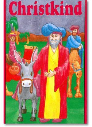 Christkind personalisiertes Kleinkinderbuch