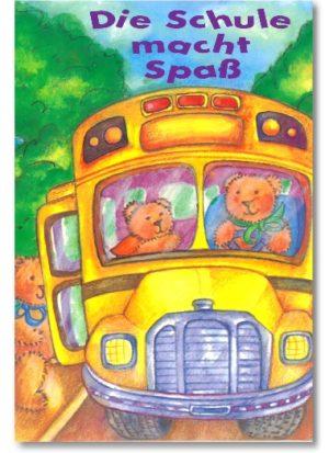 Personalisiertes Kinderbuch zur Einschulung