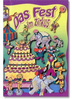 Zirkusgeschichte: personalisiertes Zirkusbuch