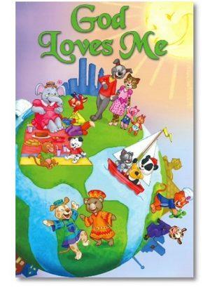 Kindergebetsbuch Gott liebt mich
