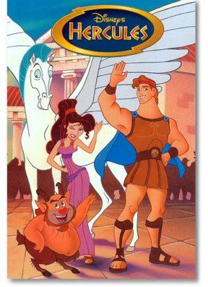 Hercules - personalisiertes Kinderbuch