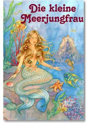 Mädchenbuch personalisiert Kleine Meerjungfrau
