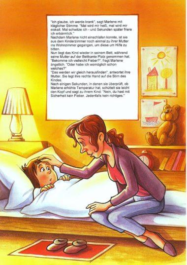 Kindergartenbuch Seite 2