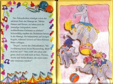 Leseprobe aus dem Buch Zirkus