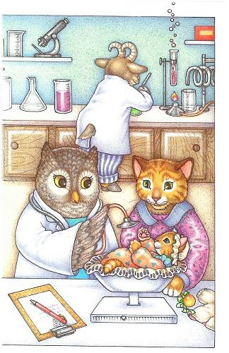 """Leseprobe aus dem personalisierten KleinkinderBuch """"Wenn ich einmal groß bin"""" Seite 19"""
