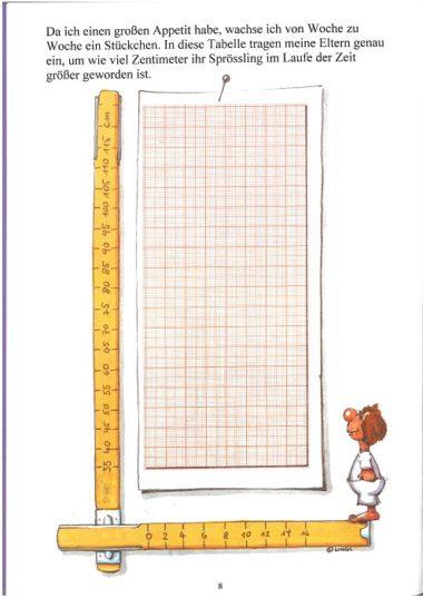 Mein großes Babybuch Leseprobe Seite 8