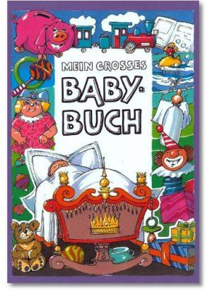 Mein großes personalisiertes Babybuch
