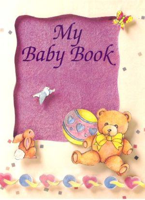 My baby book - personalized