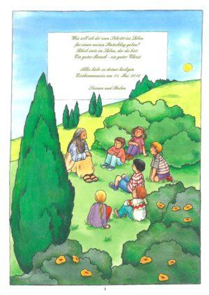 kinderbibel-widmungsspruch Was soll ich